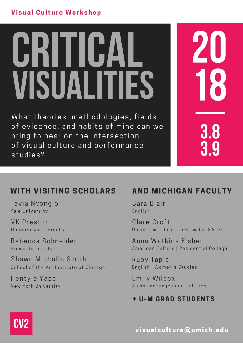 Critical Visualities 2018